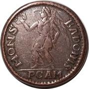 Copper Coin of Arthur Pendragon – reverse
