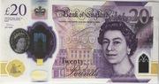 20 Poond - Movie Money (20 Pounds JWM Turner) – obverse