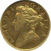 1 Guinea - Anne (Pattern) – obverse