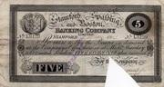 5 Pounds (Stamford, Spalding & Boston) – obverse
