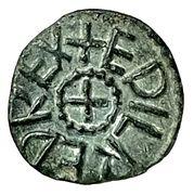 Styca - Aethelred II (2nd reign; Phase IIci) – obverse