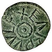 Styca - Aethelred II (2nd reign; Phase IIci) – reverse