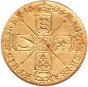 1 Guinea - William III (1st bust) – reverse