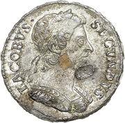 1 Farthing - James II (1st type) – obverse