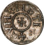 Penny - Cnut (CVNNETTI type) – reverse