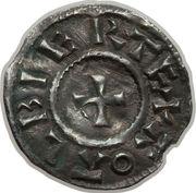 Penny - St Edmund (Memorial coinage) – reverse