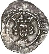 ½ Penny - Henry IV (Light coinage) – obverse