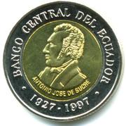 100 Sucres (Central Bank) -  obverse