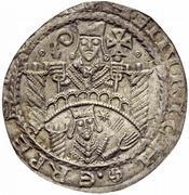 1 Brakteat - Heinrich I. von Harburg – obverse