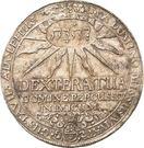 1 Thaler (Victory at Leipzig) – obverse
