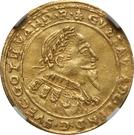 1 Ducat - Gustav Adolf II. – obverse
