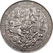 5 Thaler - Gustav Adolph II. (Death) – reverse