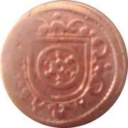 12 Pfennige (Kipper) – obverse