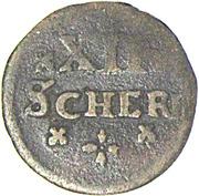 12 Scherf (Kipper) – reverse
