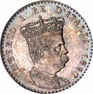50 Centesimi - Umberto I – obverse