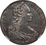 1 Tallero / 5 Lire - Vittorio Emanuele III (Prova) – obverse