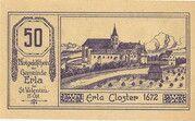 50 Heller (Erla) – obverse