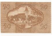 20 Heller (Ernsthofen) – reverse