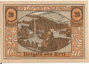 20 Heller (Ertl) – obverse
