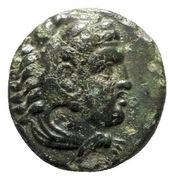 Bronze Æ11 - Ottalos – obverse