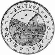 10 Dollars (Jurassic Park) – obverse