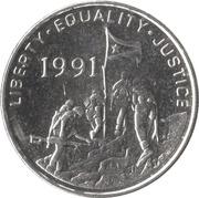 50 Cents – obverse