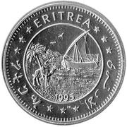 1 Dollar (Lion) – obverse