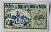 50 Heller (Eschenau im Pinzgau) – obverse