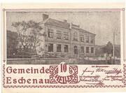 10 Heller (Eschenau) -  obverse