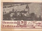 20 Heller (Eschenau) -  obverse
