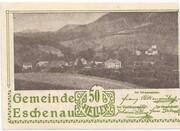 50 Heller (Eschenau) – obverse