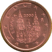 2 Euro Cent (1st type) -  obverse