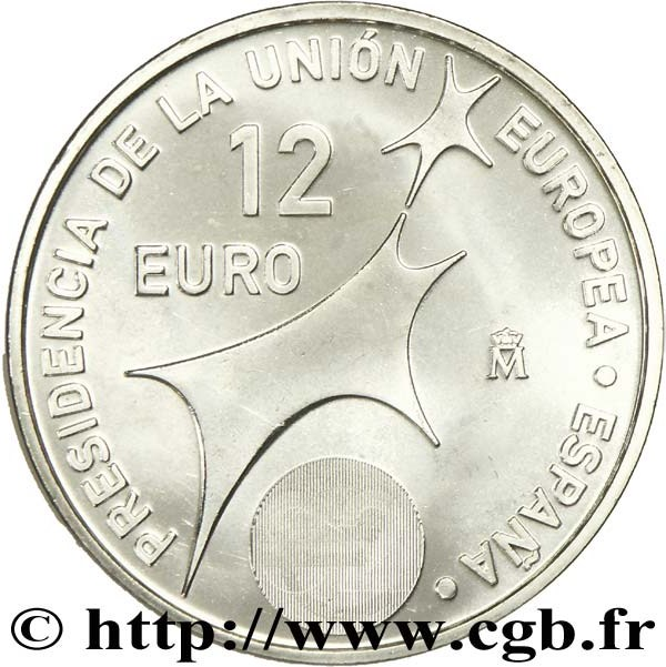 12$ In Euro
