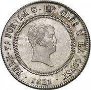 10 Reales - Fernando VII – obverse