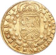 8 Escudos - Felipe V (Seville,1st type) – obverse