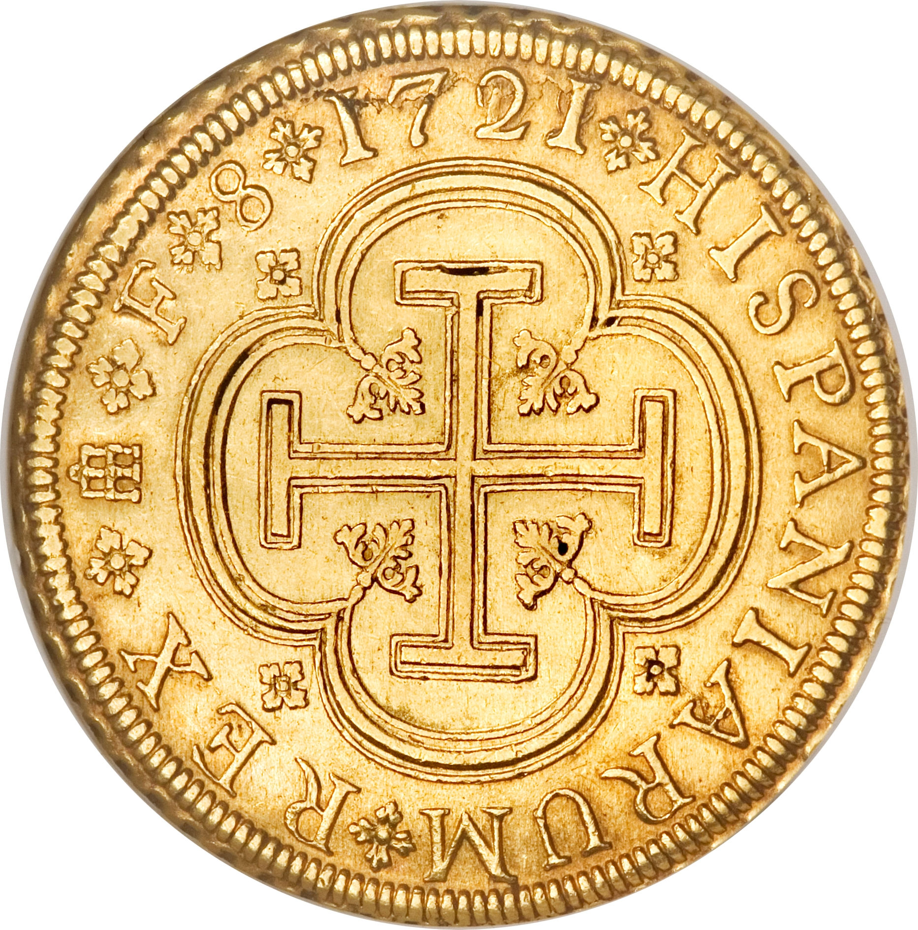 foto de 8 Escudos Felipe V (Segovia 1st type) Spain Numista