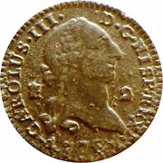 2 Maravedis - Carlos III – obverse