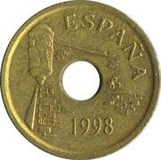 25 Pesetas (Ceuta) -  obverse