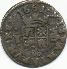 foto de 8 Maravedis Felipe IV Spain Numista