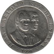 200 Pesetas - Juan Carlos I -  obverse