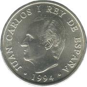 2000 Pesetas - Juan Carlos I -  obverse