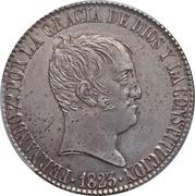 20 Reales - Fernando VII (Large legend) – obverse