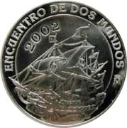 10 Euro - Juan Carlos I (Ibero-American Series V) -  reverse