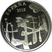 50 Euro (Joan Miró) -  obverse