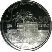 50 Euro (Joan Miró) -  reverse