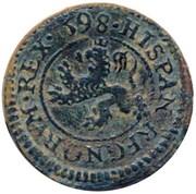 2 Maravedis - Felipe II (Segovia,milled) – reverse