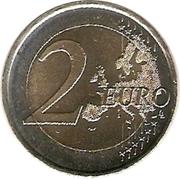 2 Euro - Felipe VI -  reverse
