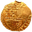 1 Escudo - Felipe II – obverse
