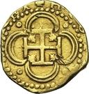 4 Escudos - Felipe II – reverse
