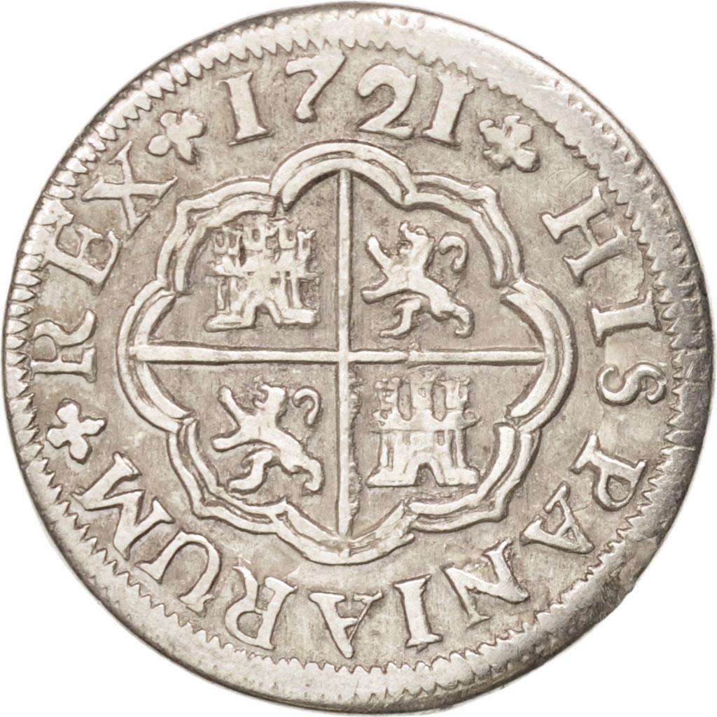 foto de 1 real Philippe V Espagne Numista